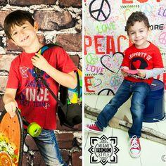 Mucho estilo en una sola foto. #pictures #boys #children