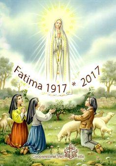 2016 e 2017 Centenario delle Apparizioni di Fatima - www.cooperatoresveritatis.net