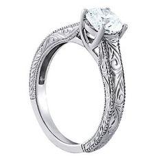 Trellis Style Engagement Ring   JD Jewelers   Midland and Gladwin, MI
