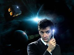 doctor who | DavidWoodFX | Gimp, Photoshop, and After Effects tutorials: Doctor Who ...