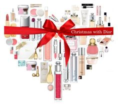 Christmas with Dior by mxlucyxw on Polyvore featuring Christian Dior