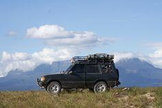 #LandRover #Discovery #GranSabana