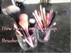 Washing My Make-Up Brushes | RetroBombshell TV
