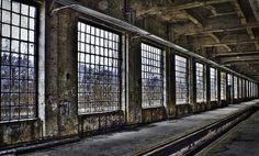 german industrial building