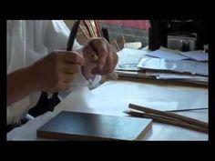 Hattat Kamil Nazik Meşk Dersleri 1. Bölüm 1. Kısım - YouTube