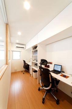 窓の向こうに窓・間取り(兵庫県神戸市)   注文住宅なら建築設計事務所 フリーダムアーキテクツデザイン