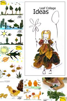 children activities, more than 2000 coloring pages Autumn Crafts, Autumn Art, Nature Crafts, Autumn Leaves, Autumn Activities, Craft Activities For Kids, Crafts For Kids To Make, Art For Kids, Letter L Crafts