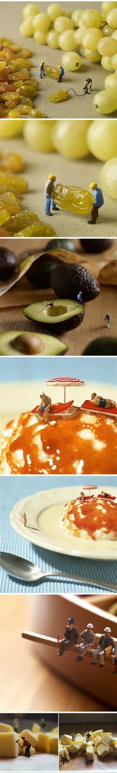 Miniature world of Miniam // funny pictures - funny photos - funny images - funny pics - funny quotes - #lol #humor #funnypictures
