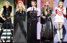 #Madonna's MDNA tour is well underway! 10/3/12: Best friends, a suite at the arena, and Madonna = Priceless.
