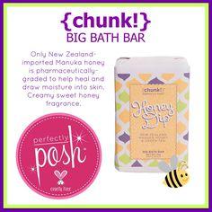 Nourishing with pharmaceutical-grade honey, for extra dry skin!