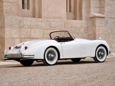 1951 Jaguar XK 150 Roadster