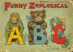 Funny zoological A B C - Page 1