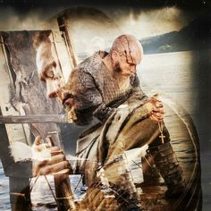 Athelstan & Ragnar | Vikings