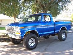 End Friday=> She learnt about car dent remover easily by spending few hours on this hack with few dollars. 1979 Ford Truck, Old Ford Trucks, Ford 4x4, Ford Bronco, Lifted Trucks, Pickup Trucks, Trailers, Remove Dents From Car, Battery Logo
