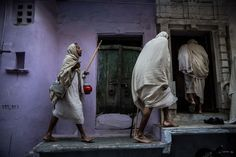 The monks Jains of Udaipur Photo by Serge Bouvet -- National Geographic Your Shot India People, Shot Photo, Street Culture, The Monks, World Photo, 2017 Photos, People Of The World, National Geographic Photos, Your Shot