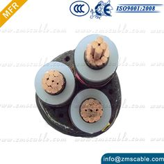 Application:26/35kV XLPE Cable is used indoor or outdoor, in tunnel, cable furrow or pipe, to be laid underground, be applicable to the well, water inside and fall in the bad soil. http://www.zmscable.com/26-35kV-XLPE-Cable.html