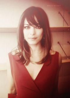 Kristen Kreuk Upfront w the CW 2013