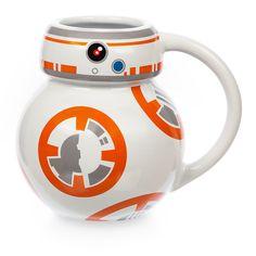 BB-8 Mug - Star Wars: The Force Awakens | Drinkware | Disney Store