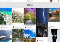 Pinterest Reportedly Getting Into The Travel Business
