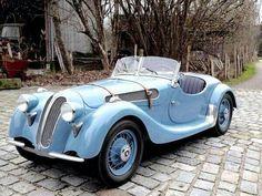 1934 BMW 303 Sport Roadster
