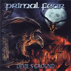 primal fear band   PRIMAL FEAR - DEVIL'S GROUND
