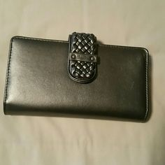 BURTON  WALLET Departments, Zipper,Picture, Credit cards, Checking,  8 in Wide, Burton Bags Wallets