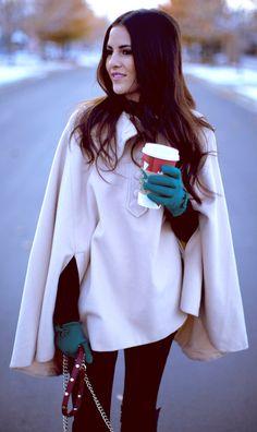 cozy cape