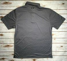 Mens Under Armour Polo Leaderboard Golf Shirt HeatGear M L XL 2XL 3XL 1249072 | eBay Golf Polo Shirts, Under Armour, My Style, Mens Tops, Ebay