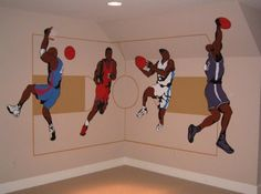 kids bedroom decorating ideas for boys with mural