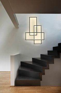 Indirect lighting, 52 great ideas in pictures! Stairway Lighting, Cool Lighting, Lighting Design, Indirect Lighting, Home Decor Pictures, Living Room Remodel, Staircase Design, Ceiling Design, Home Decor Bedroom