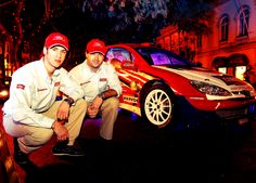 Rally Team Peaugeot #Rally #CervejaCORAL
