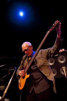 Steve Swallow. American musician, bass player. b1940