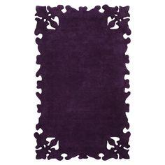 Simplicity Rug in Purple