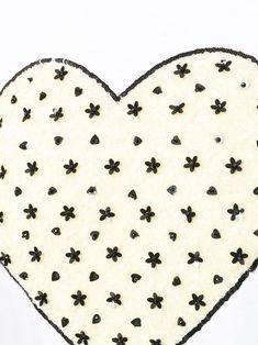 Markus Lupfer Flower Heart T-shirt