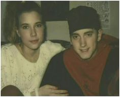 Kim & Marshall Mathers... There is always that one bitch who can ruin or make your life...