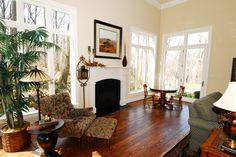 Living room in an EGStotlzfus home. #architecture #livingroom