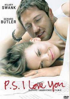 Get the tissues out!!  Good movie and the Irish scenery is a bonus. What if your dying husband that you loved so dearly left behind 10 messages that show up over time for you to read after he's dead from his brain tumor?