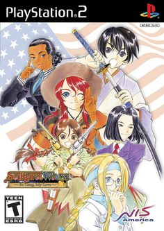 Playstation 2 - Sakura Wars: So Long, My Love