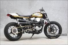 Rooke Customs, bike details & gallery
