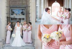 Bridesmaids Pink Blush © Matt Ramos Photography