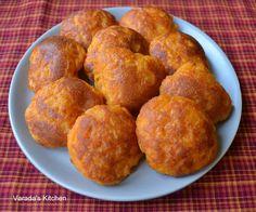 Varada's Kitchen: Golabjamoun (Zambian Sweet Potato Dessert)