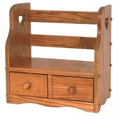 Oak Wood Cookbook Holder with Drawer, ive always wanted one of these!!!