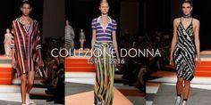 Nuova collezione Missoni tra stoffe colorate e tuniche ricamate