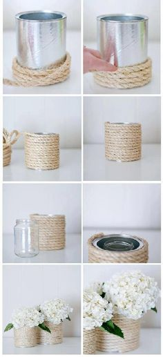Top 10 simple DIY and recycling projects for old vases, . - Top 10 Simple DIY and Recycling Projects for Old Vases, Check more at - Easy Crafts For Teens, Diy Crafts To Do, Cool Diy Projects, Home Crafts, Diy Home Decor, Craft Projects, Crafts Cheap, Diy Crafts For Teen Girls, Simple Projects