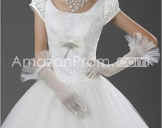 1/2 Sleeve Length Wedding Gloves
