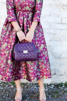 Sugar Plum Perfection to Ring In The New Year | KBStyled | Nashville Fashion Blog