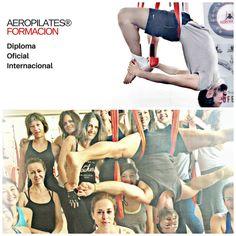 Pilates Aereo Columpio