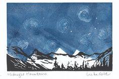 Linda Cote - Midnight Mountains