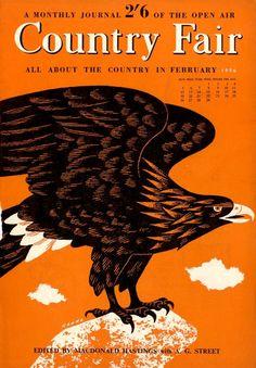 Country Fair - 1956 - Portada de John Hanna