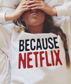 Because Netflix - I NEED this!!